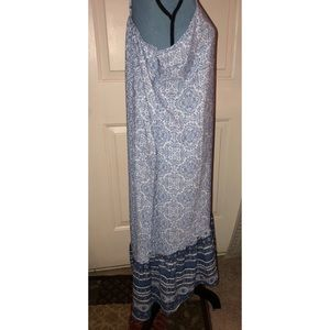 dusty rose Dresses - NWOT Light blue nightgown/ Maxi Dress XXL #0388